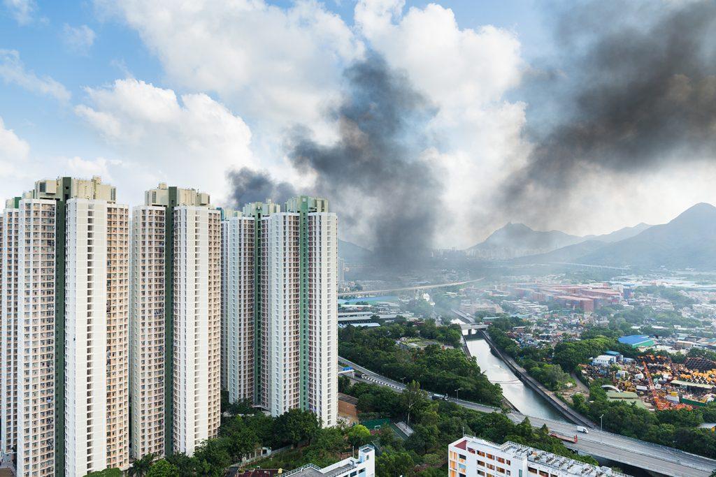 daños incendios